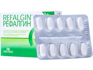 РЕФАЛГИН ТАБЛ Х 20 НАТУРФАРМА