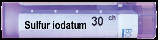 SULFUR JODATUM 30СН