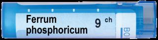 FERRUM PHOSPHORICUM   9CH