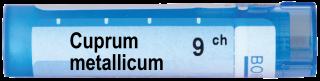 CUPRUM METALLICUM 9CH