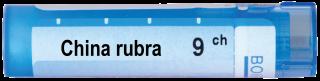 CHINA RUBRA 9CH