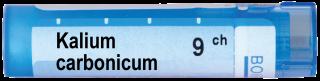 KALIUM CARBONICUM   9CH