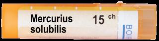 MERCURIUS SOLUBILIS 15CH