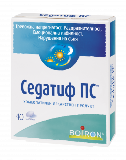 СЕДАТИФ ПЦ ТАБЛ Х 40