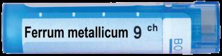 FERRUM METALLICUM 9CH