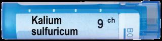 KALIUM SULFURICUM 9CH