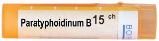 PARATYPHOIDINUM B 15 CH