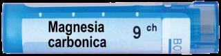 MAGNESIA CARBONICA 9CH