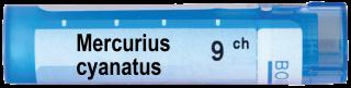 MERCURIUS CYANATUS 9CH