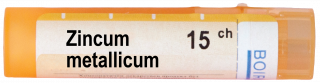 ZINCUM METALLICUM 15CH