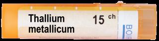 THALLIUM METALLICUM 15 CH