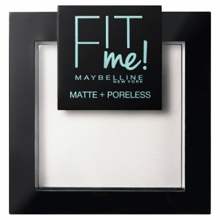 МЕЙБЪЛИН ПУДРА FIT ME MATTE 090 Translucent
