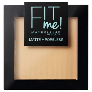 МЕЙБЪЛИН ПУДРА FIT ME MATTE 130 BuffBeige