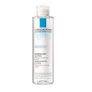 ЛРП МИЦЕЛАРНА ВОДА УЛТРА ЧУВСТВИТЕЛНА КОЖА 200МЛ
