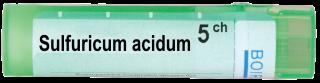 SULFURICUM ACIDUM 5CH