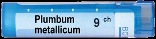 PLUMBUM METALLICUM CH 9