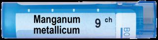 MANGANUM METALICUM 9 CH