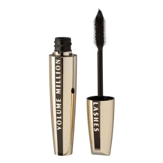 ЛОРЕАЛ СПИРАЛА EXTRA VOLUME COLLAGENE MILLION LASHES ЧЕРНА