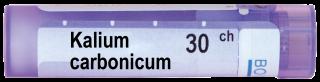 KALIUM CARBONICUM CH 30