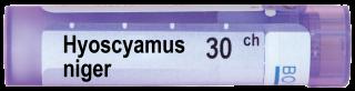 HYOSCYAMUS NIGER 30 CH