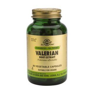 СОЛГАР ЕКСТРАКТ ОТ КОРЕН НА ВАЛЕРИАН КАПС Х 60