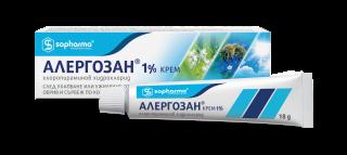 АЛЕРГОЗАН КРЕМ 18ГР.